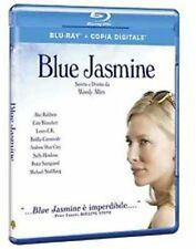 Blu Ray  BLUE JASMINE - Woody Allen - **Blu Ray + Copia Digitale**......NUOVO