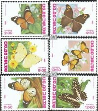 Cape Verde 467-472 (complete.issue.) unmounted mint / never hinged 1982 Butterfl