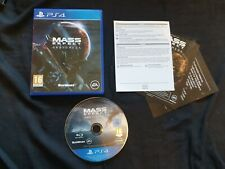 Mass Effect Andromeda Sony Playstation 4 juego PS4