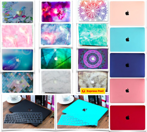 3-IN-1 SET Year 2020 MacBook Air 13 Inch Model A2179 Hard Shell Case Cover