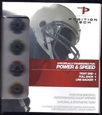 Position Tech Power & Speed Football Perfomance Cleats Training Aid