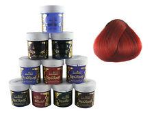 LA RICHE DIRECTIONS HAIR DYE COLOUR CORAL RED x 4 TUBS