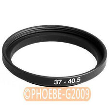 37mm to 40.5mm 37-40.5 mm Step Up Filter Ring  Adapter