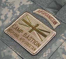 KILLER ELITE COALITION MORALE 2-PC SET: British Camp Bastion Helmand Afghanistan