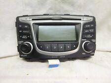 12 13 Hyundai Accent Radio Cd Mp3 Face Plate 96170-1R1004X TRH43