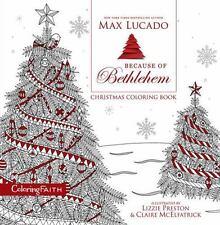 Because of Bethlehem Christmas Colo