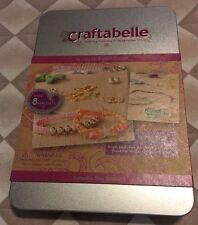 Craftabelle Friends Forever Creation Bracelet Craft Kit Makes 8 Bracelets 8yrs+