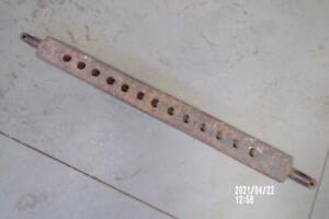 FARMALL TRACTOR 3-POINT CATEGORY 2 DRAW BAR JD-AC-OLIVER