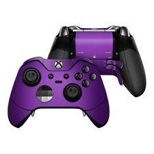 Xbox One Elite Controller Skin Kit - Purple Burst - DecalGirl Decal