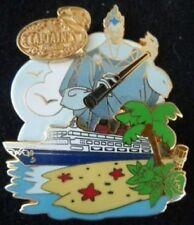 Disney Pin: Disney Cruise Line DCL Captain's Choice - May 2005 - Hades