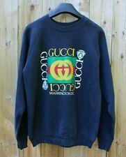 New listing Vintage Bootleg Faded Distressed Washinton Dc Crewneck Sweatshirt Gucci L
