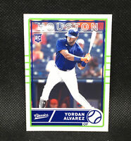 2020 Classics Yordan Alvarez RC Houston Astros Rookie #1