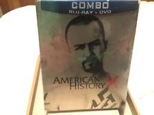 American History X Steelbook Canada Exclusive Ultra Rare - Blu-ray Dvd Combo