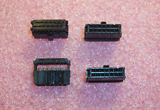 QTY (50) 746288-2 AMP 14 POSITION (7x2) IDC RIBBON CABLE RECEPTACLE 2.54mm