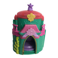 Disney Princess Royal Party Ariel Palace Playset INCOMPLETE