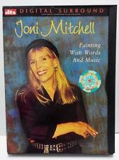 Joni Mitchell Painting With Words & Music 1998 USA DVD FCB1047
