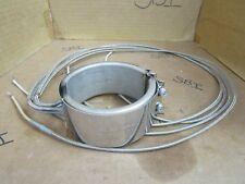 IDK Band Heater 220V 800W L2-5090 w. Ceramic Heater 110V 400W New