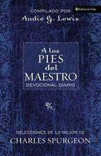 NEW - A los Pies del Maestro (At the Master's Feet: A Daily Devotional)
