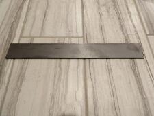 "USA steel- 1/8""x1.5""x12"" 1095 high carbon steel flat bar knife making billet"