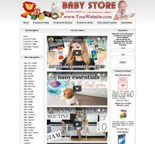 Baby Store Profitable Online Business Website Amazon Affiliate Google Adsense