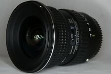 Tokina AT-X PRO DX 11-16mm f/2.8 DX AF Lens Canon boxed with lens hood Exc Cond
