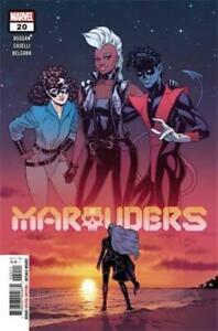 MARAUDERS #20 MARVEL COMICS GEMINI 5/5/21