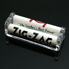 ZIG-ZAG 70mm Easy Handroll Cigarette Tobacco Rolling Machine Roller Maker