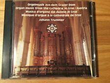 Orgelmusik aus dem Grazer Dom. J. Trummer (O). 1 CD, Preiser