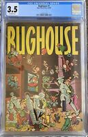 CGC 3.5 BUGHOUSE ISSUE 1 AJAX FARRELL 5 GRADED TOTAL 2092601003