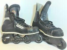 New listing Bauer Rh 200 Roller Hockey Skates Blades Size Ums 10D