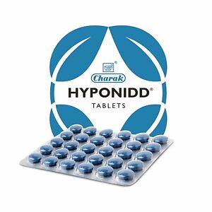 Charak Hyponidd 30 Tablets   Ayurveda   Herbal   Free Shipping