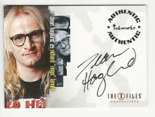 Dean Haglund as Ringo Langly X-Files Connections Inkworks Autograph Card Auto A9