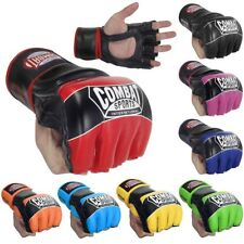 New Combat Sports Pro 5oz FG3S MMA Grappling Training Sparring Fight Gloves