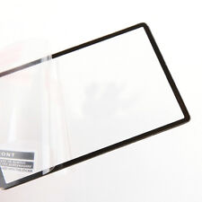 Optical Glass Self-Adhesive Film Screen Protector for Canon EOS 7D DSLR Camera