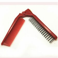 Handy Travel Antistatic Hairbrush Portable Tools Hair Comb Folding Combs