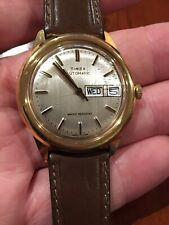 Vintage Timex Automatic Day Date