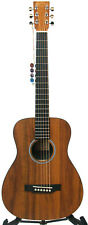 Martin LXK2L Little Martin Travel LEFTY Acoustic Guitar w/ Bag FREE STRAP