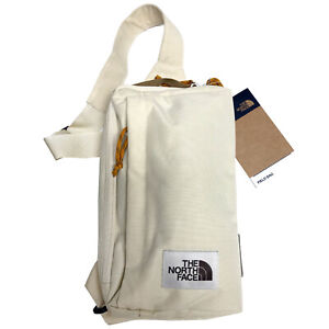 The North Face - Field Bag Backpack - Bleached Sand Dark Heather/Utility Brown