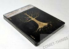 Snow White and the Huntsman (Blu-ray/DVD 2012, SteelBook) SEALED DENTED