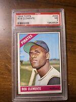 1966 Topps Baseball Roberto Bob Clemente #300 PSA 7 Pirates HOF Taking Offers!!