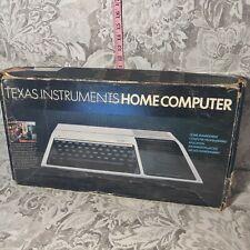 Vintage Texas Instruments TI99/4A Home Computer