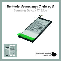 BATTERIE ORIGINAL SAMSUNG GALAXY S7 EDGE 0 CYCLE 100% Neuve Haute Qualité