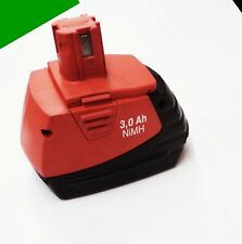 Balais charbon charbons moteur Balais Pour HILTI Batterie Clé à chocs SFH 14-a 3x9mm