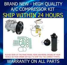 NEW AC COMPRESSOR KIT 22014C FIT 1992-1993 HONDA ACCORD LX DX EX  L4 2.2L