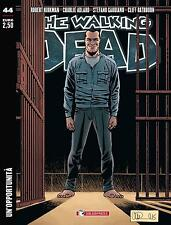 THE WALKING DEAD new edition 44 - SALDAPRESS - NUOVO