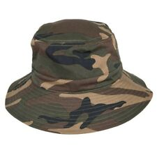 Solognac Men Bucket Hat Camouflage Outdoor Camping Hunting Fish Anti-uv Sun  Cap 859614c0ca63