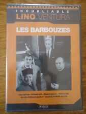 // NEUF * LES BARBOUZES * COLLECTION LINO VENTURA BLIER BLANCHE DARC ATLAS DVD