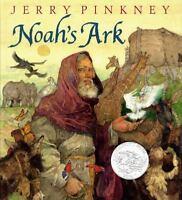 Noah's Ark (Caldecott Honor Book) by Pinkney, Jerry