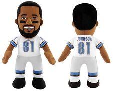 NWT NFL Detroit Lions #81 Calvin Johnson 10-Inch Plush Doll Bleacher Creatures