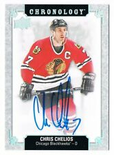 2018-19 Upper Deck UD Chronology Franchise History Auto Autograph Pick From List